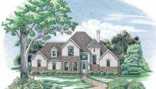 Plans New American Style House