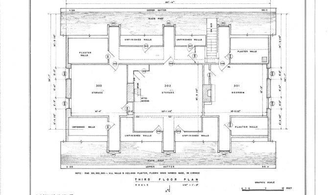 Plot Plan First Floor Second