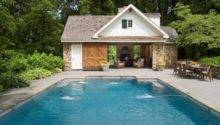 Pool House Designs Creative