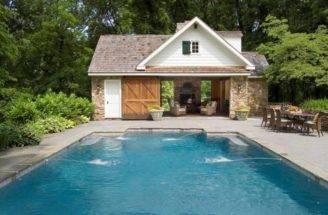 Pool House Designs Creative