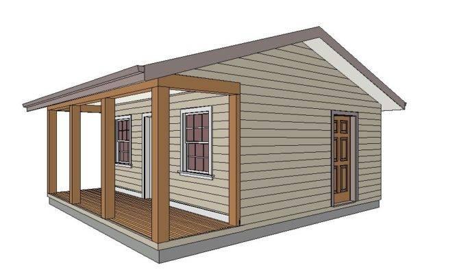 Pool House Designs Plans