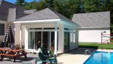 Pool House Kits Floor Plans