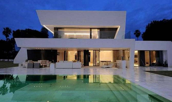 Pool Retro Modern House Plans Shed Roof Home