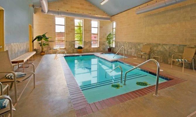 Pool Spa Lexington Jackson Hole Hotel Suites