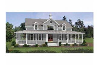 Porch Square Feet Bedrooms Eplans House Plan Code