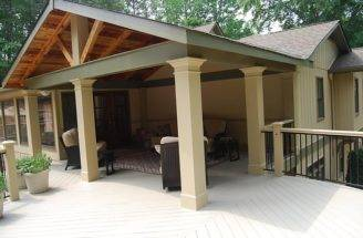 Porches Screen Enclosed Screened Rooms Open