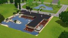 Post Pics Your Best Sims House Warning