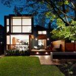 Post War House Converted Into Modern Residence Canada Freshome