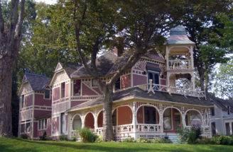 Practical Magic House Dream Want Plans