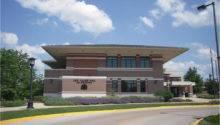 Prairie Architecture Lisle Illinois Village Hall
