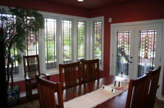 Prairie Style Windows Arts Crafts Home Ideas Pinterest