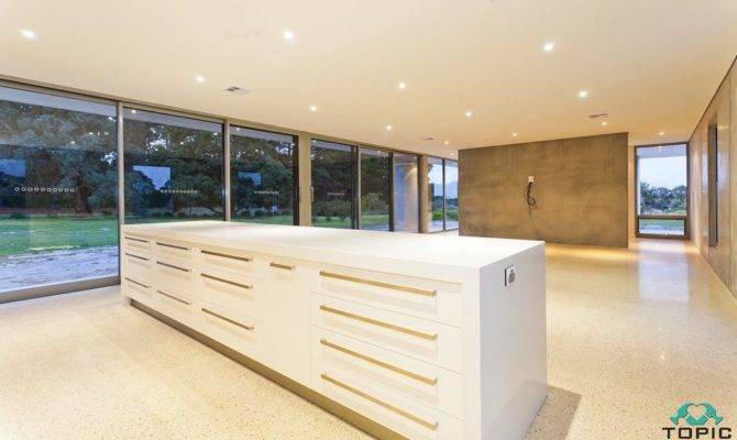 Precast Concrete Beach House Torquay New Homes Geelong