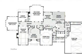 Premier Luxury House Plans Home Plan Shop