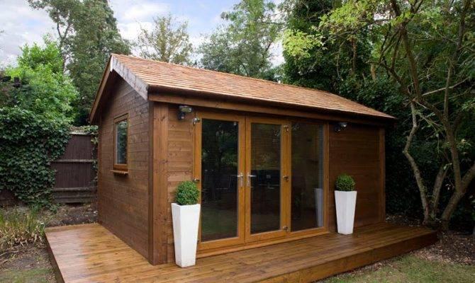 Premier Supplier Garden Offices Rooms Here