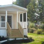 Simple Front Porch Designs Manufactured Home DesignHome Plans