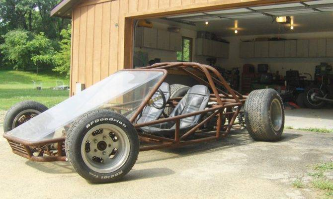 Race Car Tube Chassis Home Build Bad Ass Great Lakes