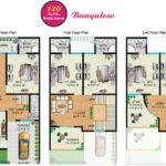 Rainbow Sweet Homes Yards Double Storey Bungalow Internal