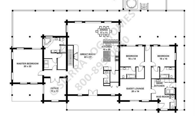 Rambler Home Plan Joy Studio Design Best