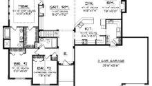 Ranch Home Plans Open Floor Plan