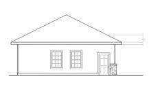 Ranch House Plans Car Garage Associated Designs
