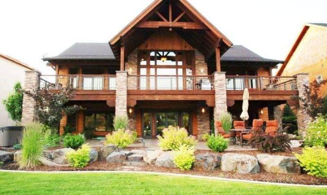 Ranch House Plans Daylight Basement Dream Home Pinterest