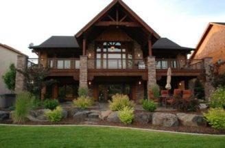 Ranch House Plans Walkout Basement Cottage