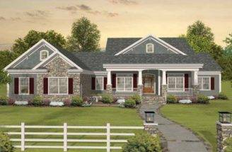 Ranch House Plans Walkout Basement Elegant Home