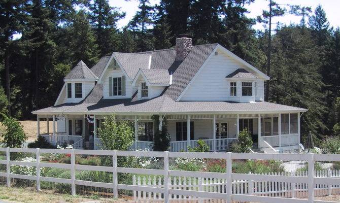 Ranch Style Home Plans Wrap Around Porch Design Ideas