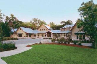 Ranch Style Homes Luxury Texas Home Exteriors