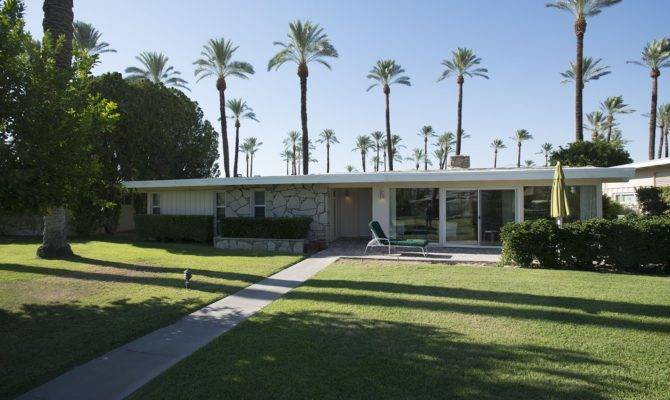 Real Estate Mid Century Modern Home Hollywood Los Pueblos