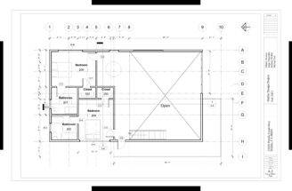 Rectangular Home Floor Plans House Valine