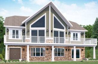 Red Lake Home Floor Plan Wausau Homes