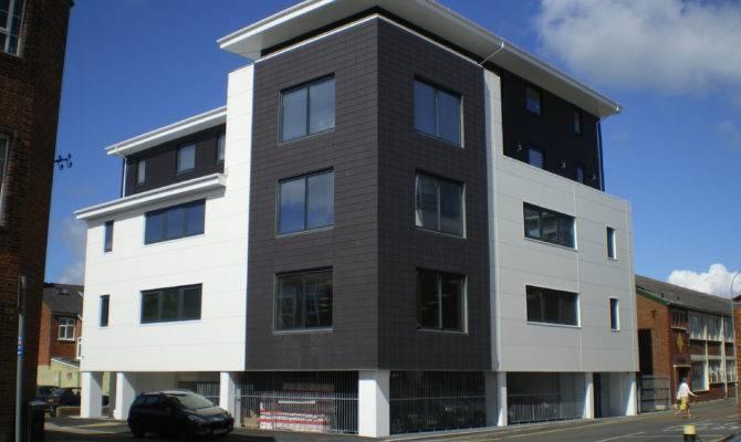 Reidsteel Designed Built Office Facility Carisbrooke