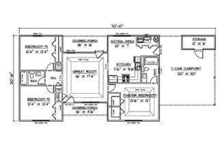 Related Three Bedroom House Plans Kerala