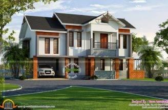 Renovation House Model Old Kerala Home Design Floor