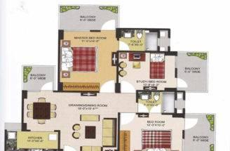 Residential Property Buy Aashirwaad Properties Gurgaon Apartment
