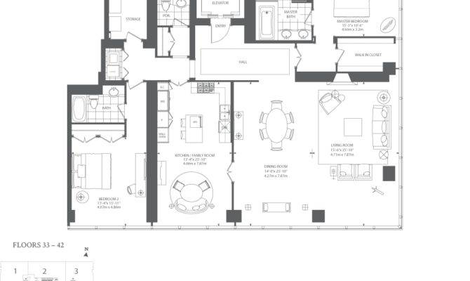 Ritz Carlton Residences Toronto Floor Plans Canada
