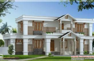 Roof Home Design Feet Kerala Floor Plans