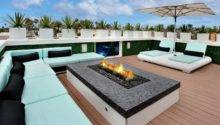 Rooftop Decks Outdoor Spaces Patio Ideas Gardens Hgtv