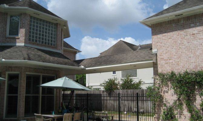 Room Addition Porte Cochere Construction Bellaire Recraft Homes