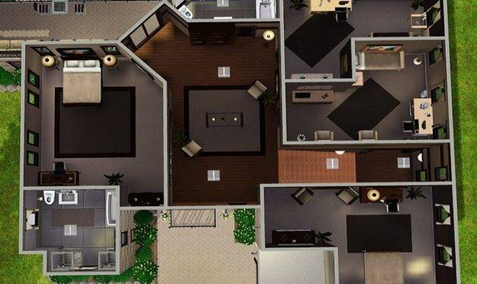 Run Out Ideas House Build Sims Try Plan