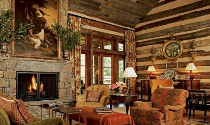 Rustic Country Home Nice House Ideas Pinterest