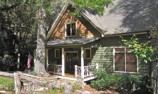 Rustic Lodge Style House Plans Allplans Types