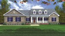 Rycroft Ranch Home Plan House Plans More