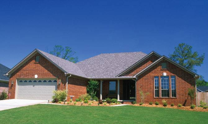 Sabourin Traditional Ranch Home Plan House Plans More