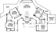 Sandpoint Lodge Home Plans Floor Plan
