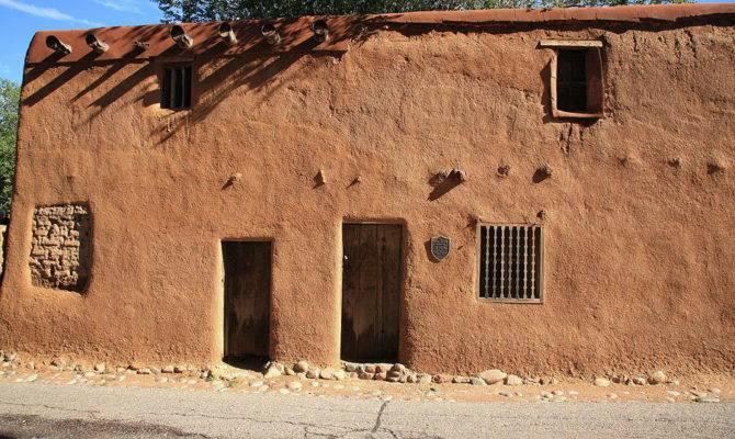 Santa Adobe Building Frank Romeo
