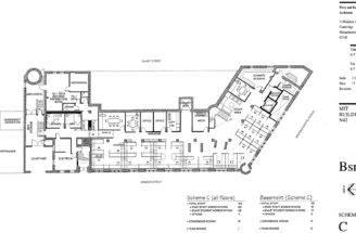 Scheme Base Building Elements Blueprints Draft