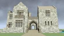 Scottish Castle House Plans Classic
