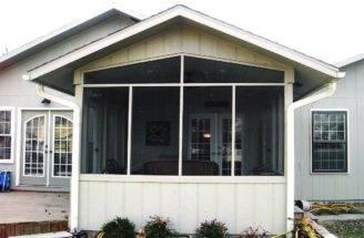 Screen Porch Screened Photos Porches